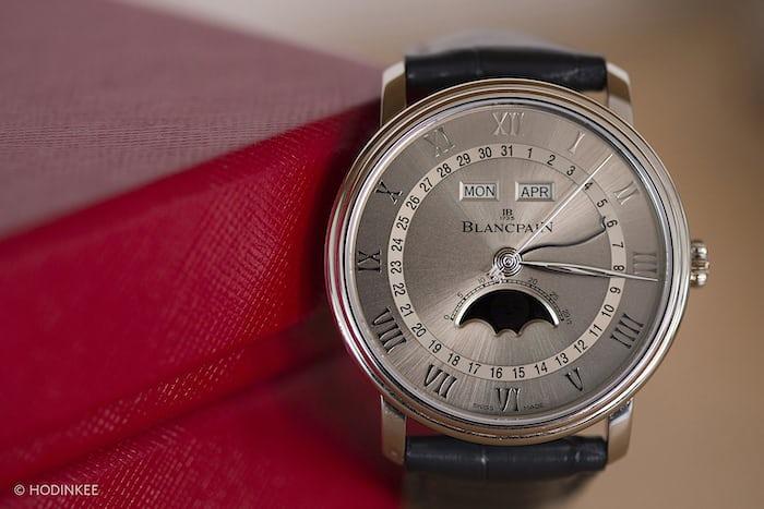 Blancpain Villeret Ultra-Slim Complete Calendar