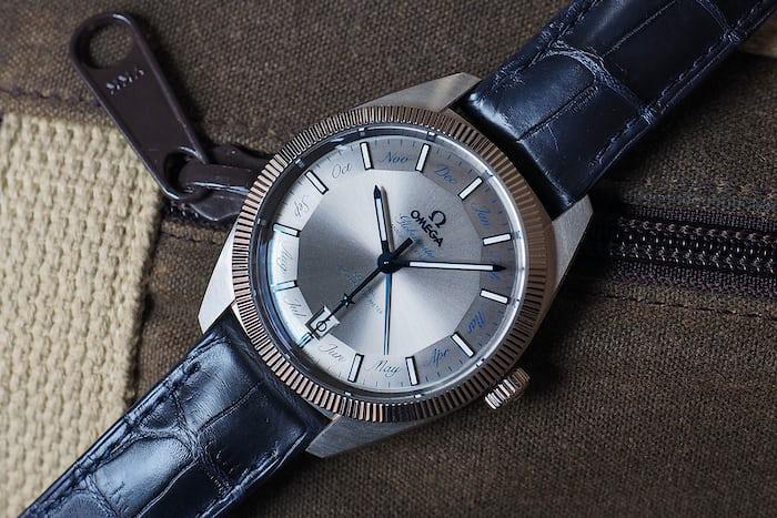 Omega Globemaster Co-Axial Master Chronometer Annual Calendar