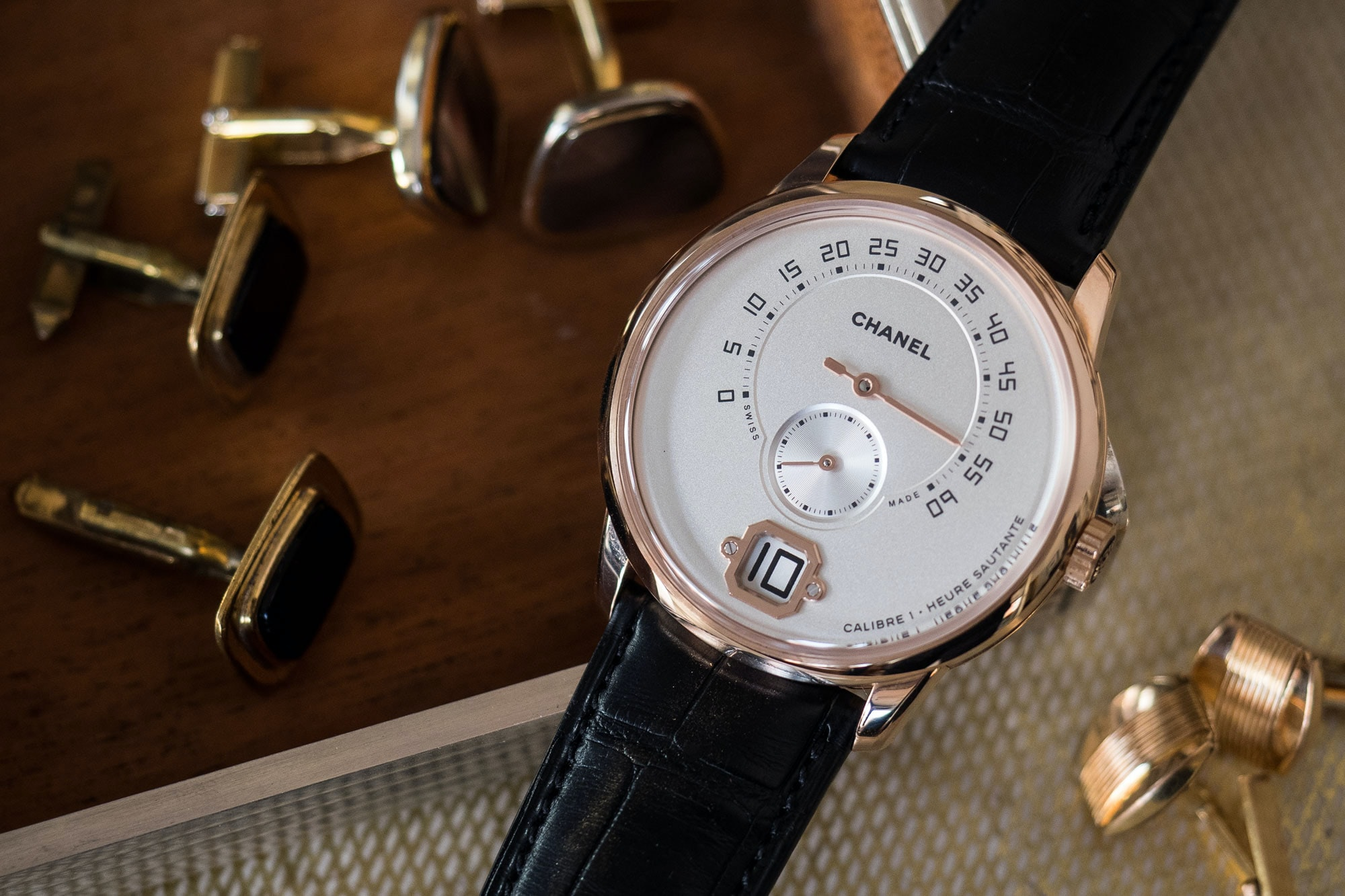 monsieur de chanel Editorial: Our Favorite Things About The Watch Industry In 2016 (And Our Hopes For 2017) Editorial: Our Favorite Things About The Watch Industry In 2016 (And Our Hopes For 2017) chanel