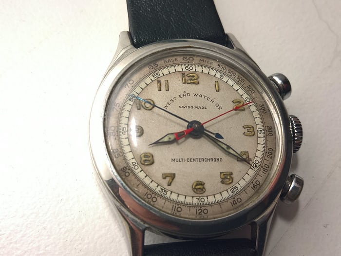 West End Watch Multicenter-Chrono