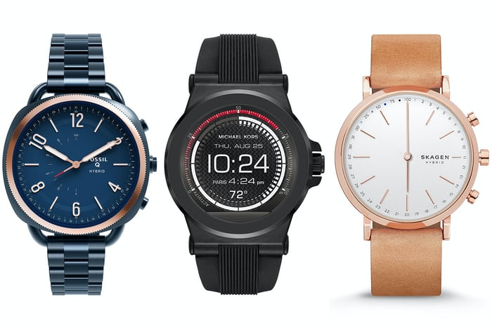 fossil group smartwatches skagen michael kors