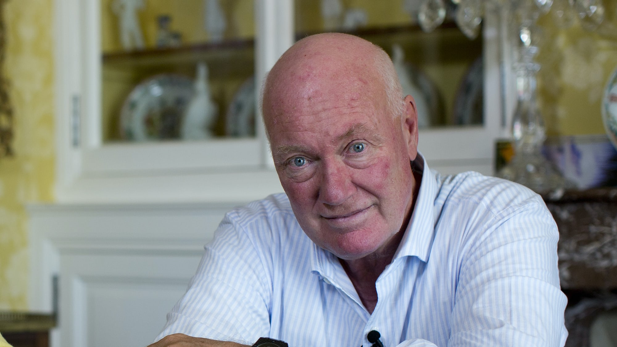 af770fc6ff1 Recommended Reading Jean-Claude Biver Tells The Wall Street Journal Why  Swiss Watches Might Be On Borrowed Time. ""
