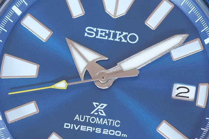 Seiko Samurai handset