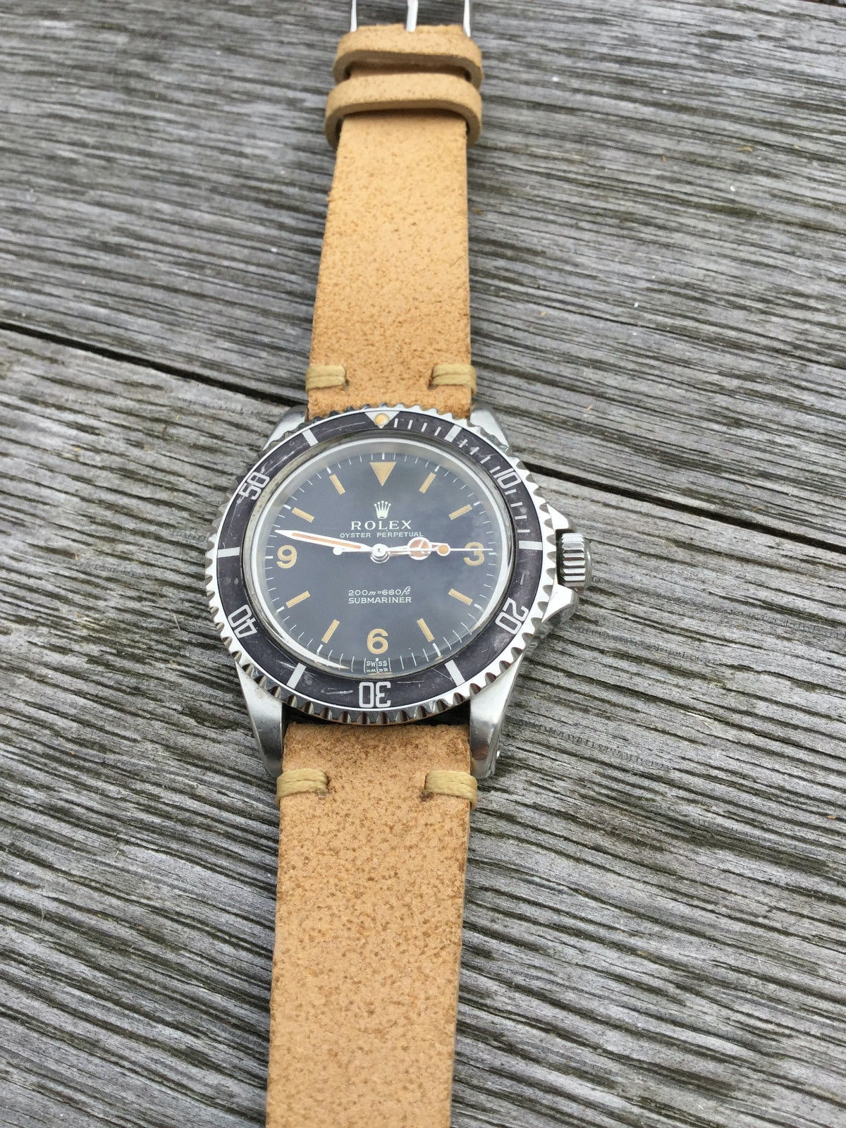 Yes There Is An Explorer Dial Sub On Ebay And No It's Not Real (And This Is The Easiest Way To Tell) Yes There Is An Explorer Dial Sub On Ebay And No It's Not Real (And This Is The Easiest Way To Tell) s l1600 2