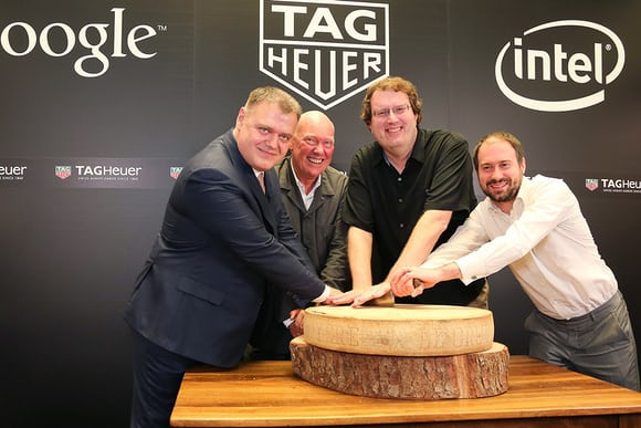 tag heuer google intel cheese