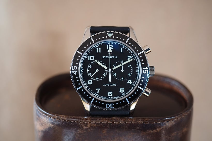 Zenith Cronometro Tipo CP 2
