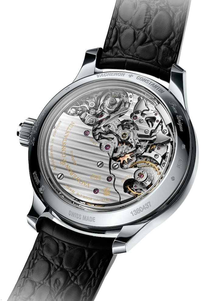 Symphonia Grande Sonnerie 1860 movement