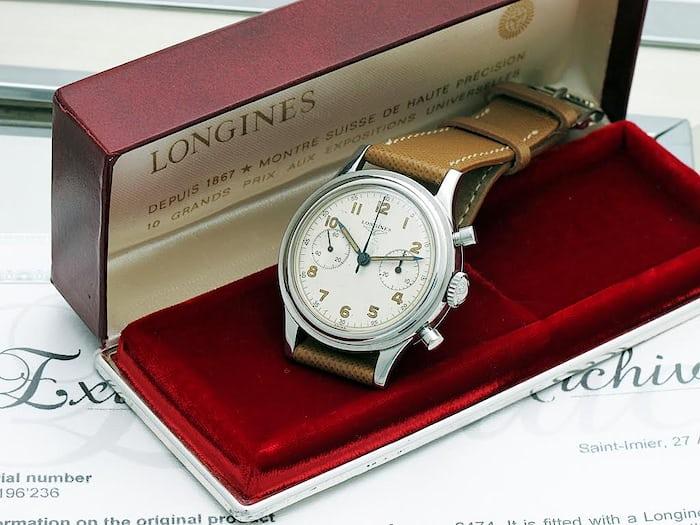 Longines 30CH 6474