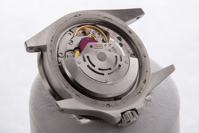 Rolex Submariner 1520 Movement