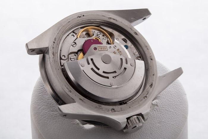 Rolex Submariner 1520 Movement