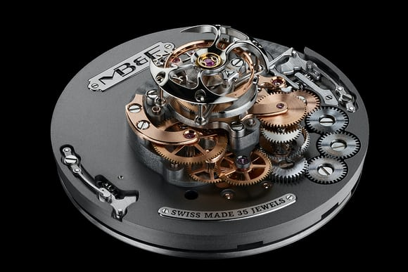 hm7 engine mb&f movement