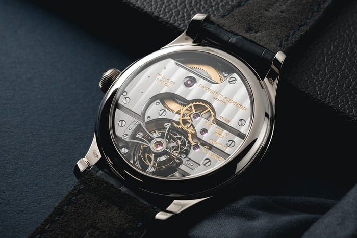 Caliber LF 619.03 laurent ferrier