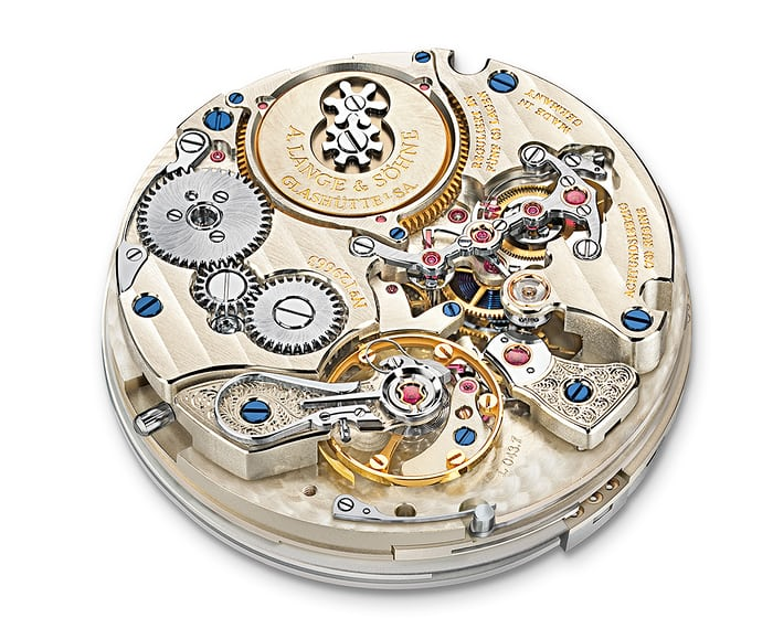 Zeitwerk Decimal Strike movement caliber L043.7