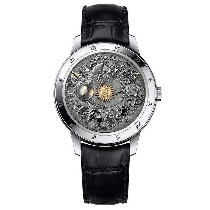 """Vacheron Constantin Copernic """"Celestial Spheres"""" Metiers d'Art"""
