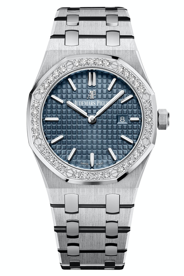 Ladies Royal Oak Titanium and Platinum