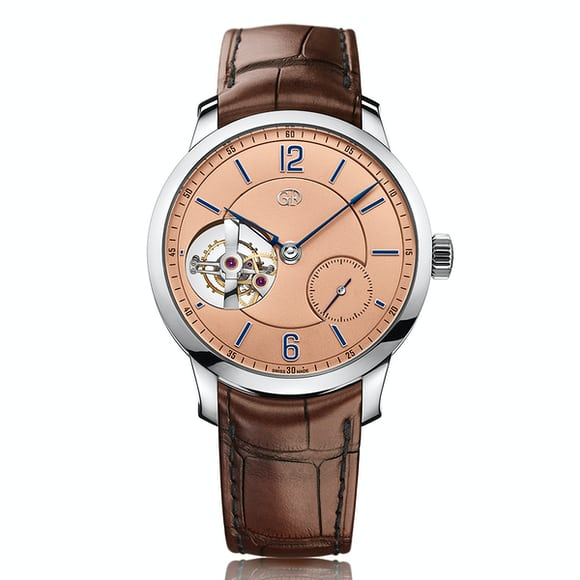 Introducing: The Greubel Forsey Tourbillon 24 Secondes