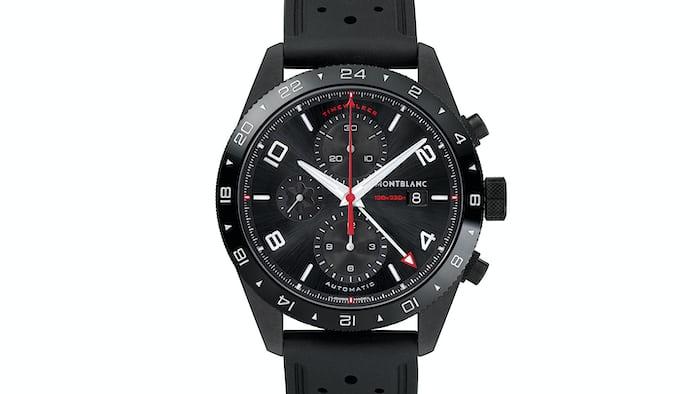 The Montblanc TimeWalker Chronograph UTC SIHH 2017