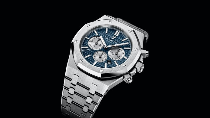 Audemars Piguet Royal Oak Chronograph SIHH 2017