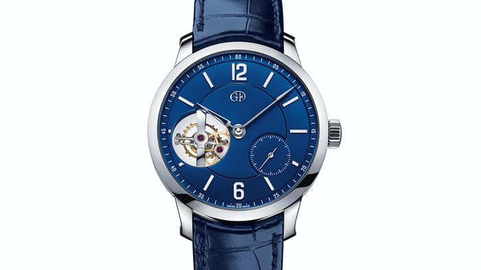 Greubel Forsey Tourbillon 24 Secondes Vision SIHH 2017