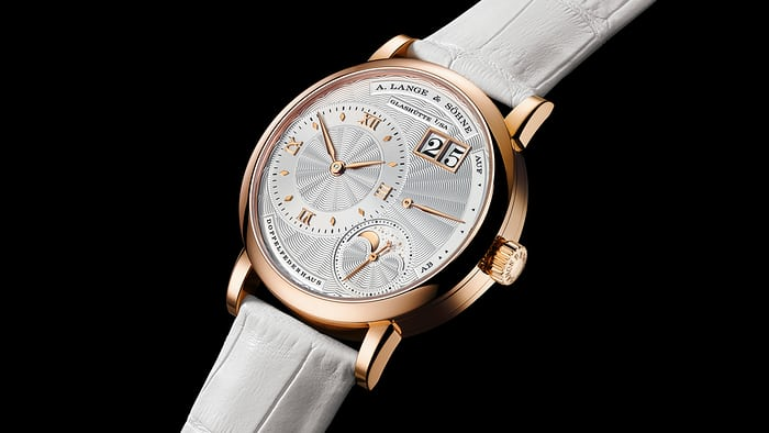 A. Lange & Söhne Little Lange 1 In Pink Gold SIHH 2017