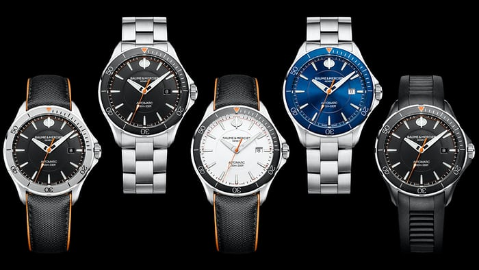 Baume & Mercier Clifton Club SIHH 2017