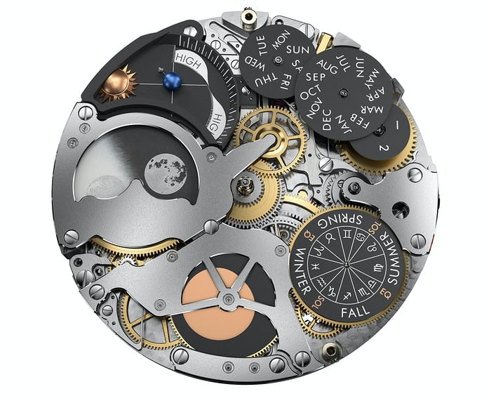 Vacheron Constantin Les Cabinotiers Celestia Astronomical Grand Complication caliber 3600