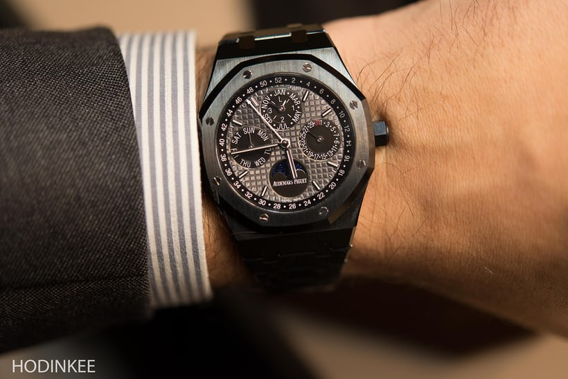 The Audemars Piguet Royal Oak Perpetual Calendar