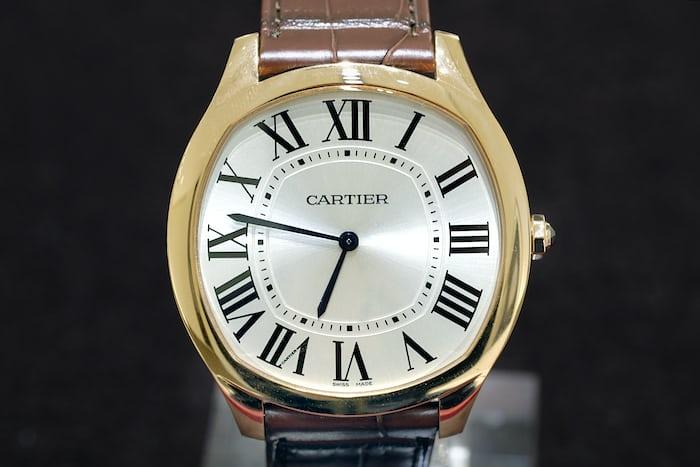 Cartier Drive Extra Flat
