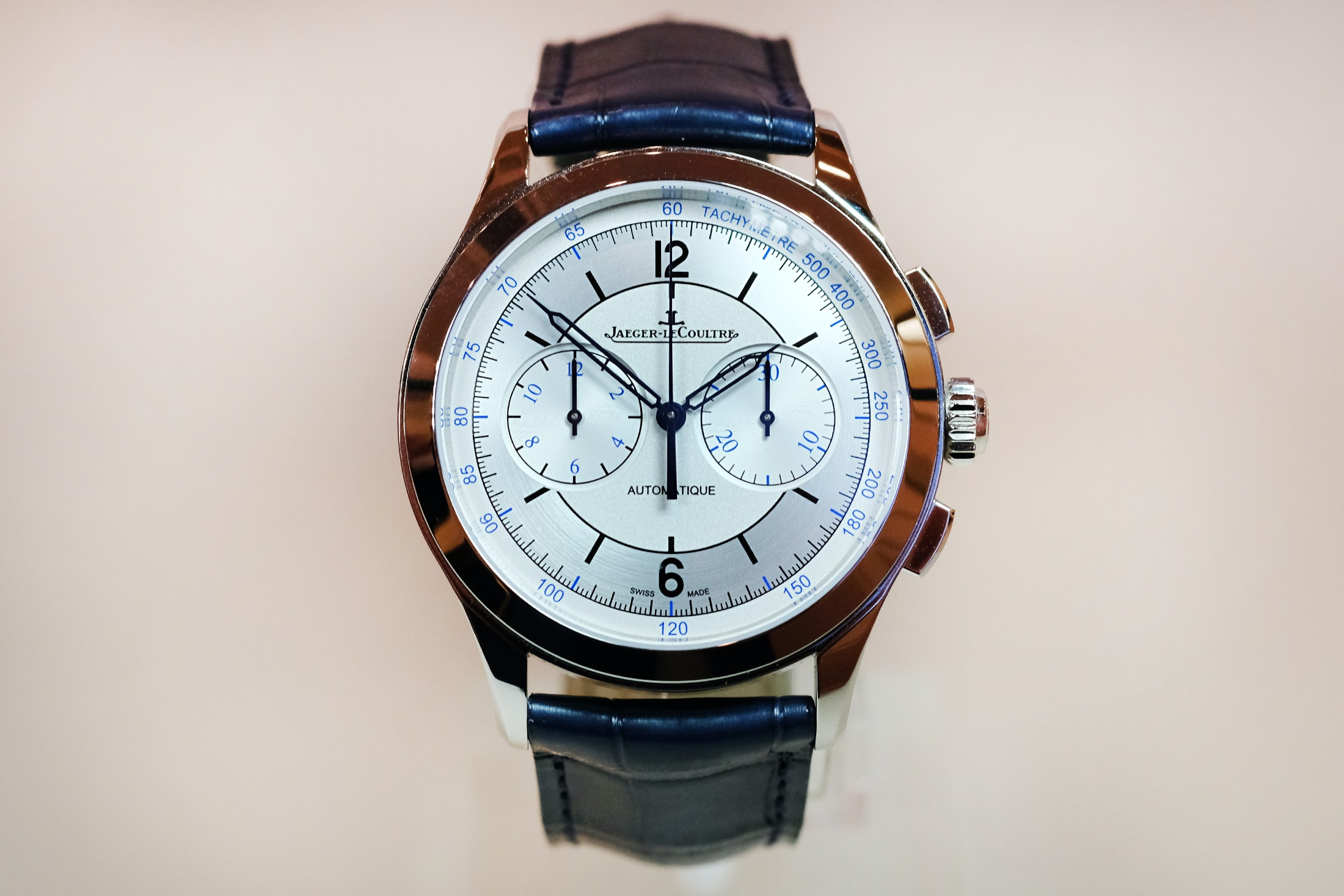 Introducing: The Jaeger-LeCoultre Master Control Collection With Sector Dials (Live Pics + Pricing) Introducing: The Jaeger-LeCoultre Master Control Collection With Sector Dials (Live Pics + Pricing) sector 05
