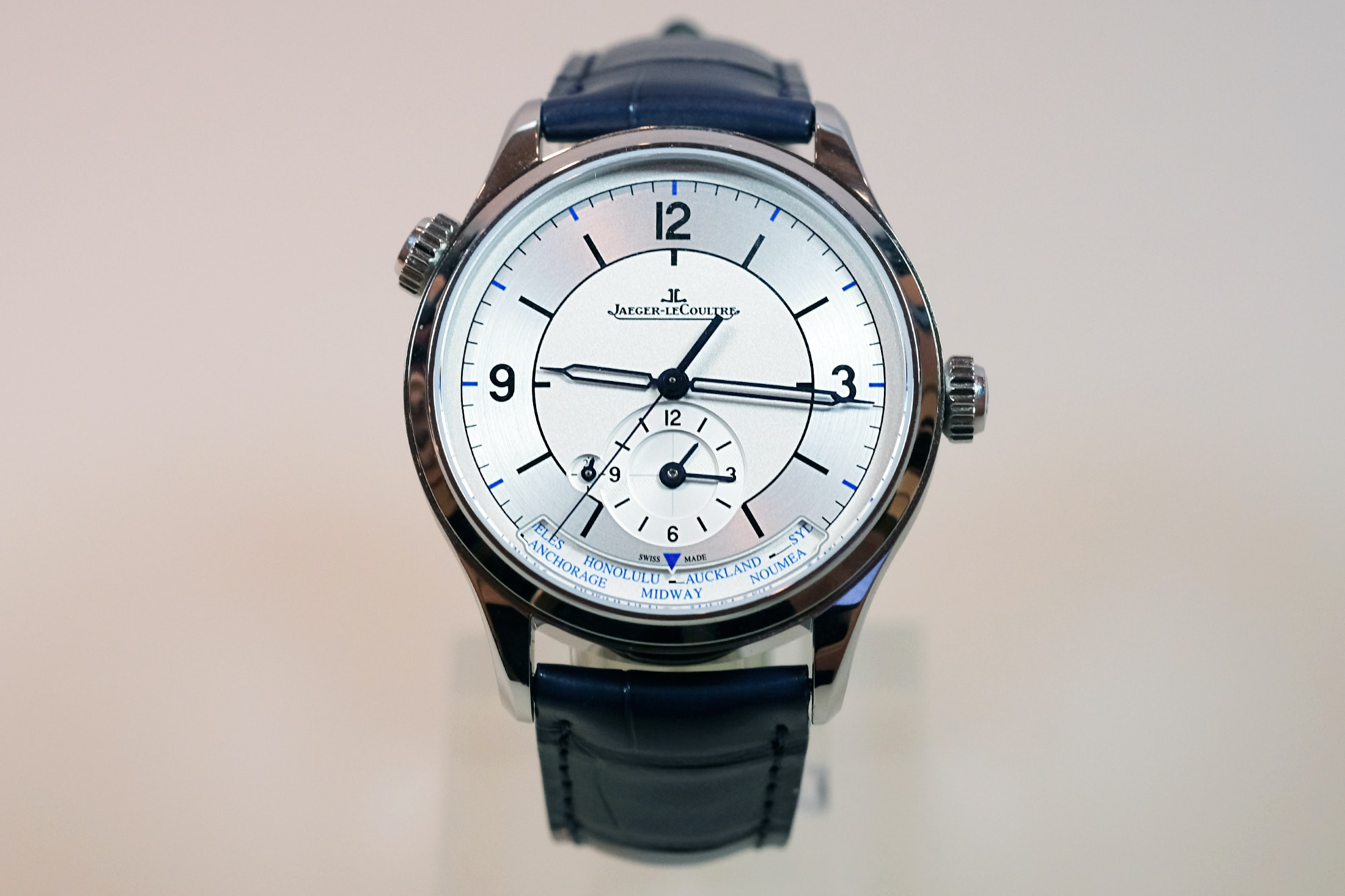 Introducing: The Jaeger-LeCoultre Master Control Collection With Sector Dials (Live Pics + Pricing) Introducing: The Jaeger-LeCoultre Master Control Collection With Sector Dials (Live Pics + Pricing) sector 09