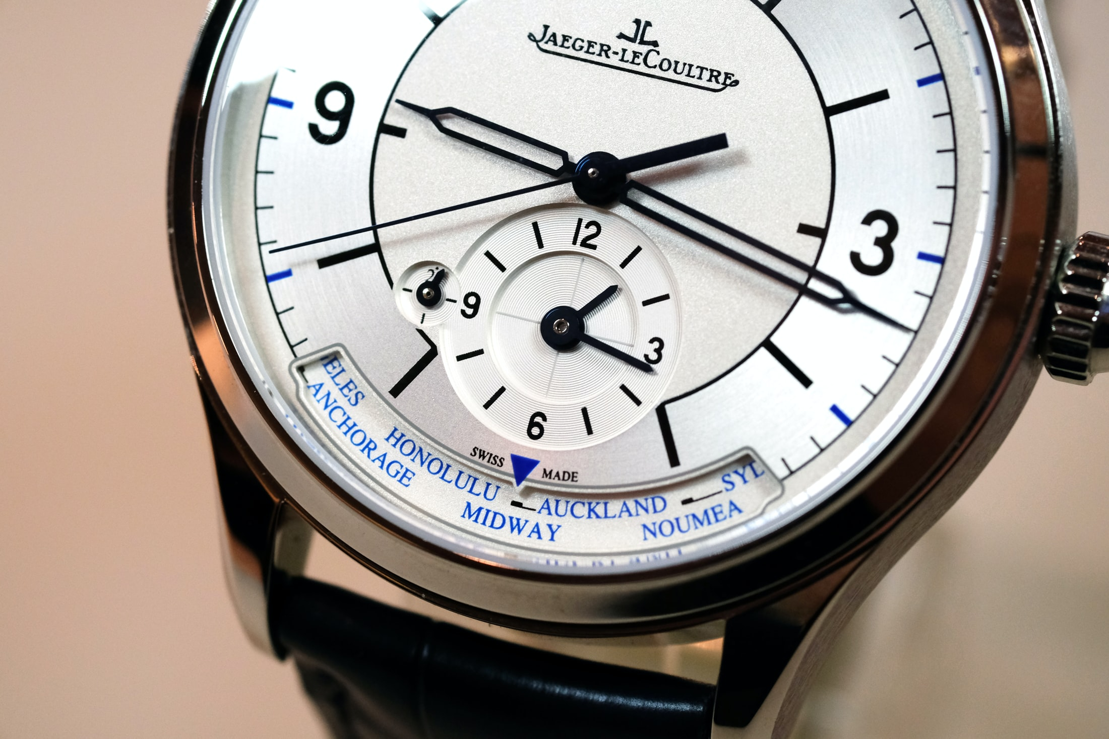 Introducing: The Jaeger-LeCoultre Master Control Collection With Sector Dials (Live Pics + Pricing) Introducing: The Jaeger-LeCoultre Master Control Collection With Sector Dials (Live Pics + Pricing) sector 08