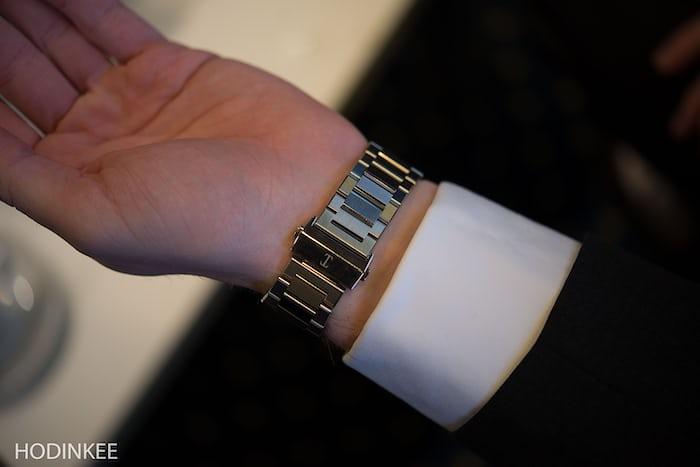 Triton subphotique bracelet