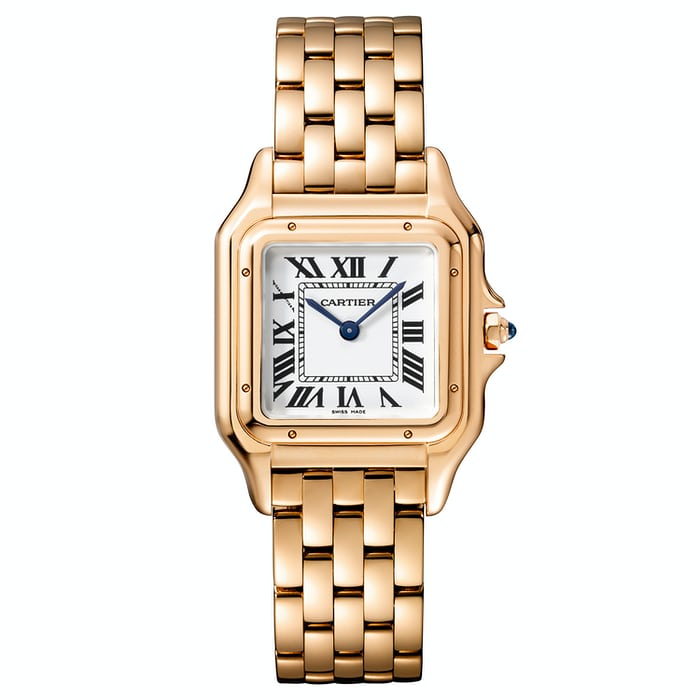 Panthère De Cartier medium rose gold