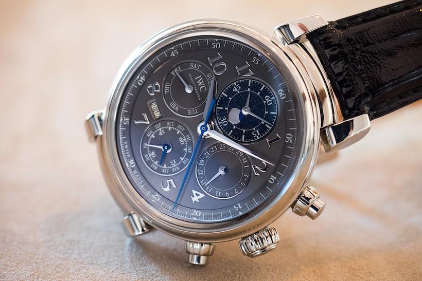IWC Da Vinci Perpetual Calendar Chronograph Watch Replica Review From https://www.iwcwatchreplica.co/!