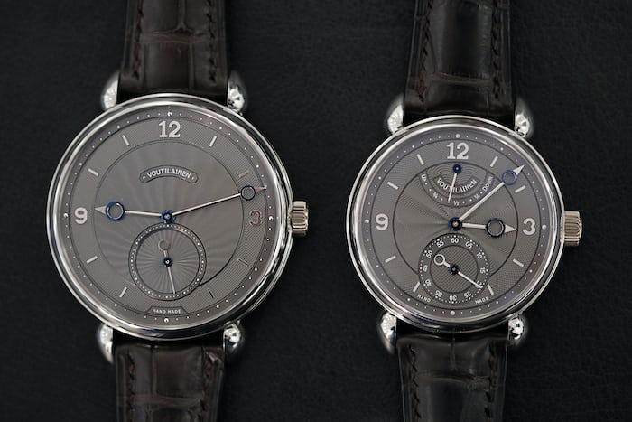 voutilainen 44mm steel watch comparison