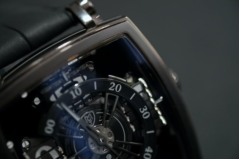 vantablack mct watch sequential one