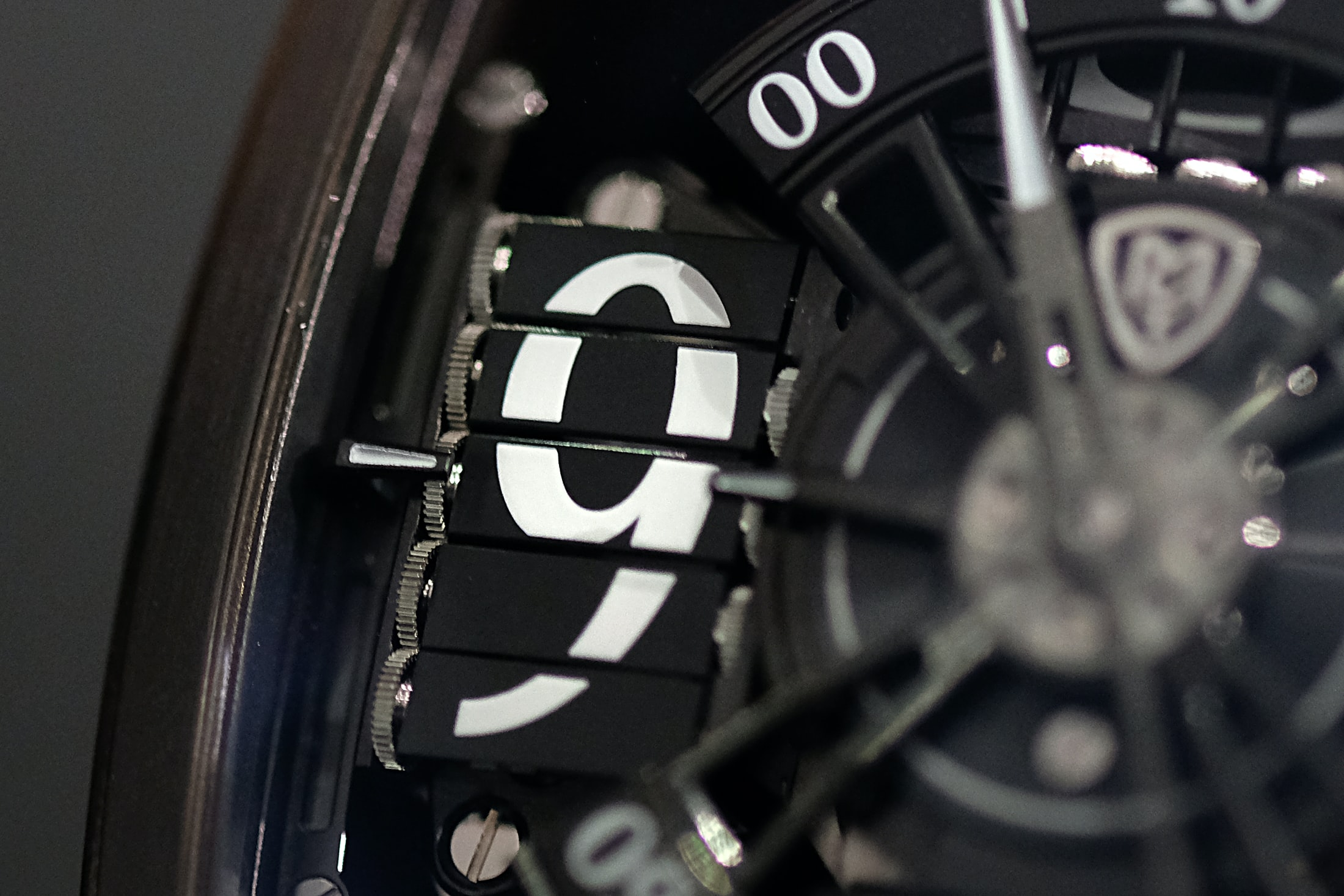 mct sequential one numbers Hands-On: The MCT Sequential One 110 Evo Vantablack, The Darkest Watch Ever Made Hands-On: The MCT Sequential One 110 Evo Vantablack, The Darkest Watch Ever Made vantablack 02