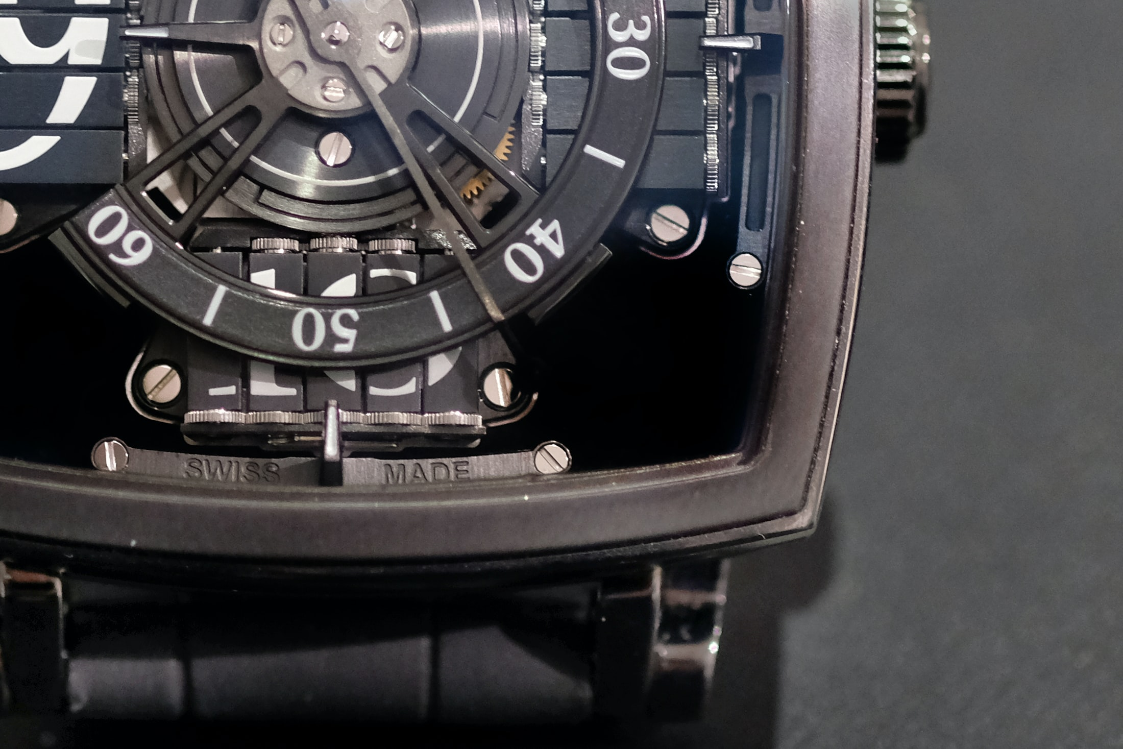 vantablack sequential one mct watch Hands-On: The MCT Sequential One 110 Evo Vantablack, The Darkest Watch Ever Made Hands-On: The MCT Sequential One 110 Evo Vantablack, The Darkest Watch Ever Made vantablack 05