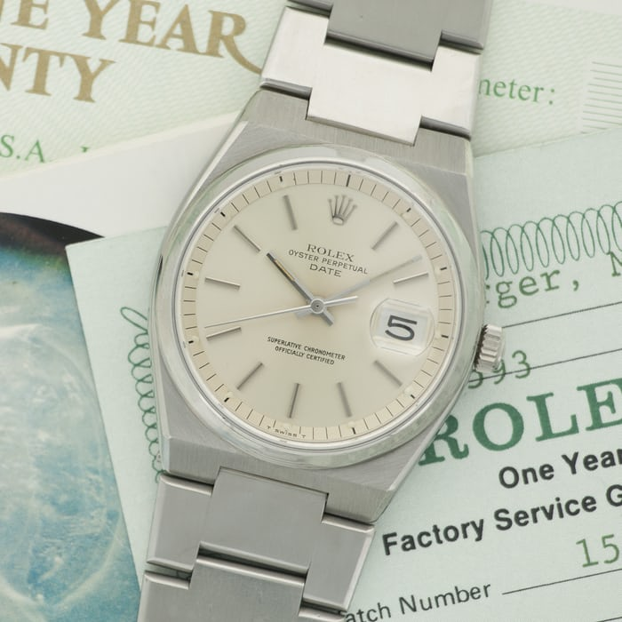 Rolex Date Reference 1530