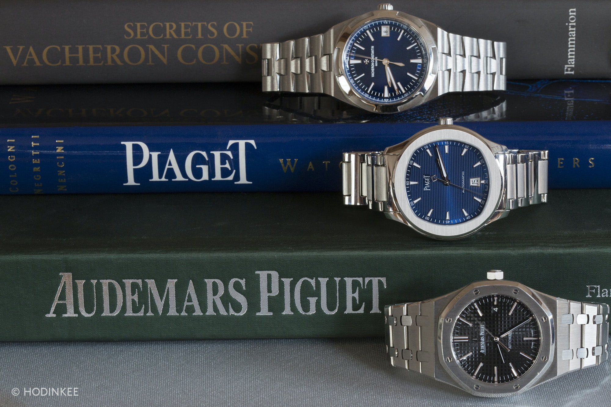 Three On Three: Comparing The Vacheron Constantin Overseas, The Piaget Polo S, And The Audemars Piguet Royal Oak 15400 Three On Three: Comparing The Vacheron Constantin Overseas, The Piaget Polo S, And The Audemars Piguet Royal Oak 15400 20016096 copy