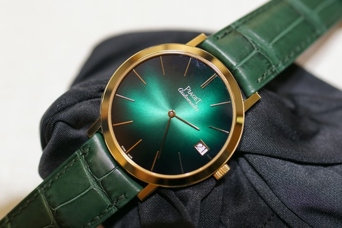 Piaget Altiplano with date G0A42052