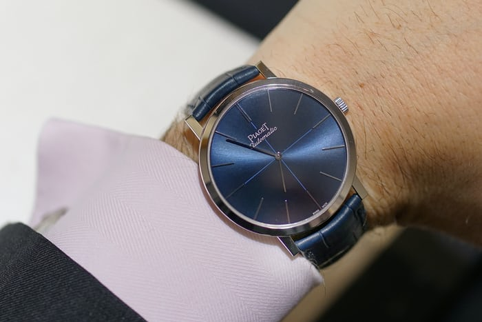 Piaget Altiplano Automatic 60th anniversary