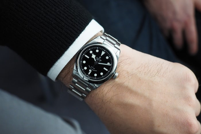 Tudor Black Bay 36, Baselworld 2016