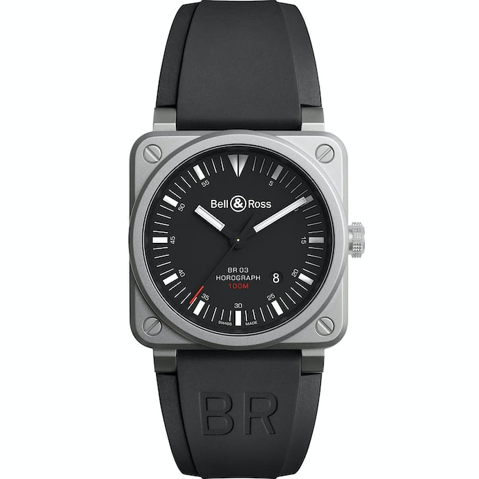 Bell and Ross BR03-92 Horograph