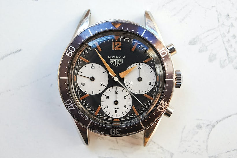 Rare Birds Autavia Record Piece