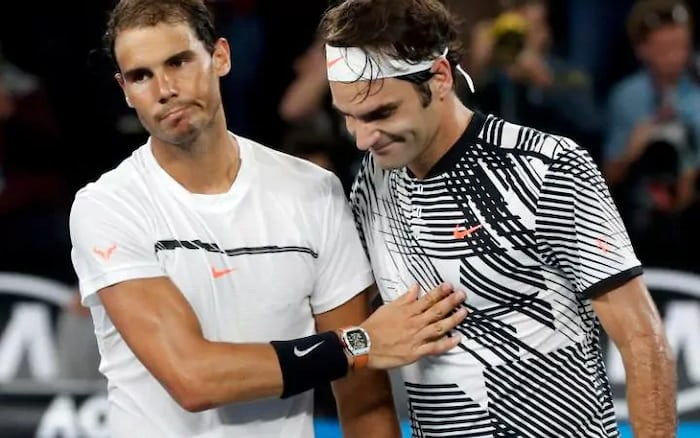 Watch Spotting Roger Federer Wins The 2017 Australian Open And