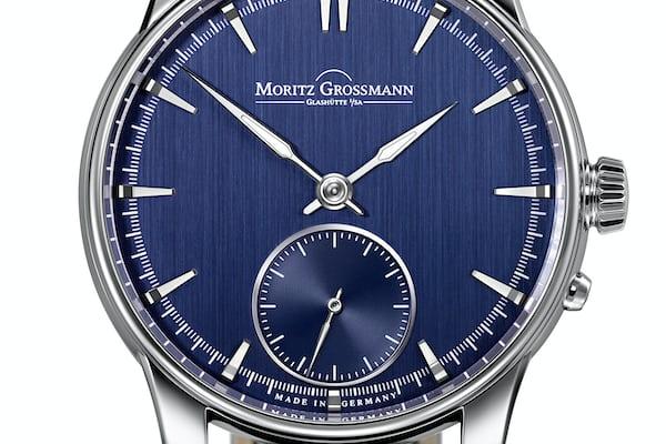 Moritz Grossmann ATUM Pure High Art, Blue