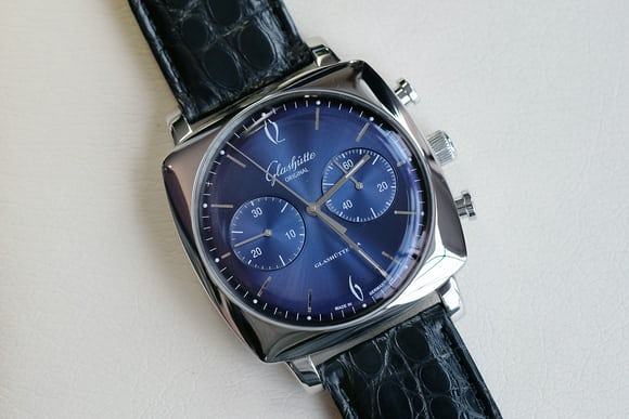 sixties iconic square glashutte original ocean