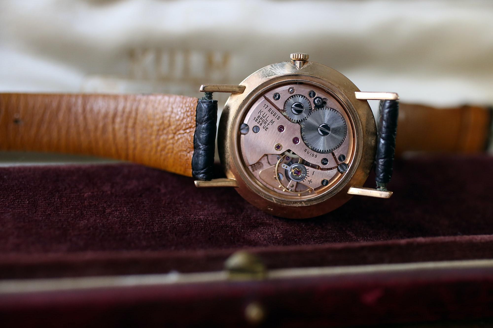 Found: My Grandfather's Gold Wristwatch, A Vestige Of 20th Century Swiss Watchmaking Found: My Grandfather's Gold Wristwatch, A Vestige Of 20th Century Swiss Watchmaking IMG 5007