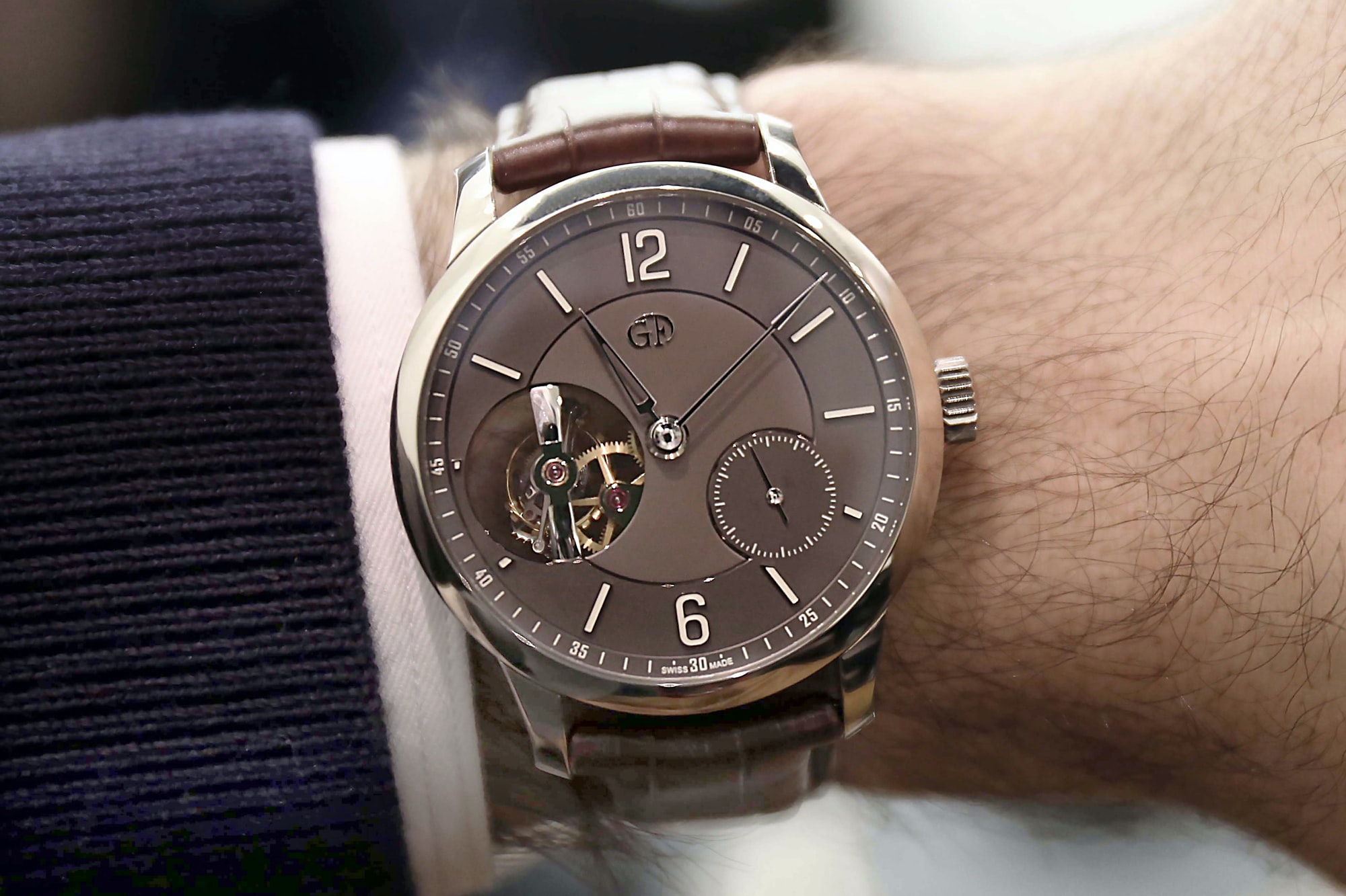 Editors' Picks: The Best Grail Watches Of SIHH 2017 Editors' Picks: The Best Grail Watches Of SIHH 2017 gf